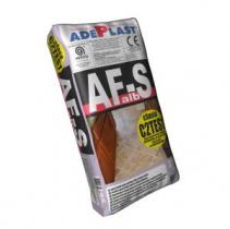AF-S alb – Adeziv superflexibil, cu rezistență ridicată