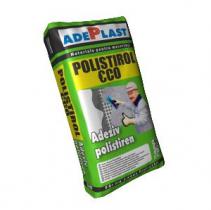 PS-ECO – POLISTIROL €CO – Adeziv plăci termoizolante polistiren la interior și exterior